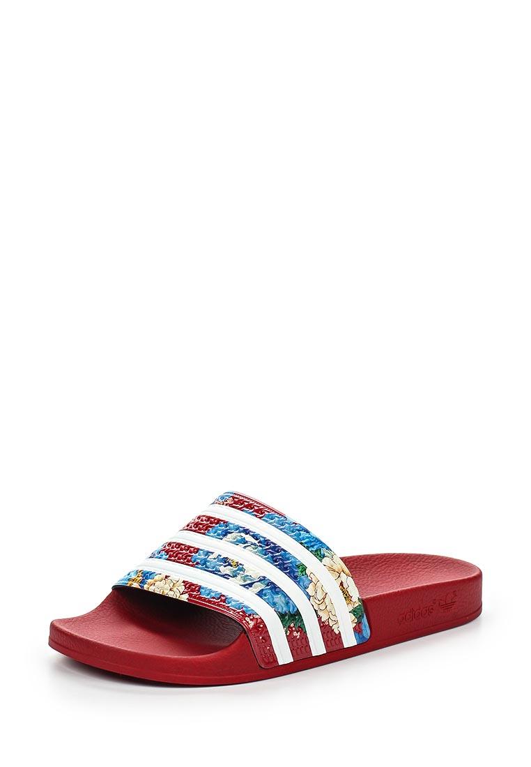 Женские сланцы Adidas Originals (Адидас Ориджиналс) BB5099