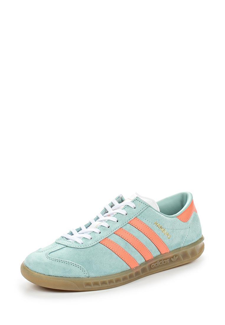 Женские кеды Adidas Originals (Адидас Ориджиналс) BB5111