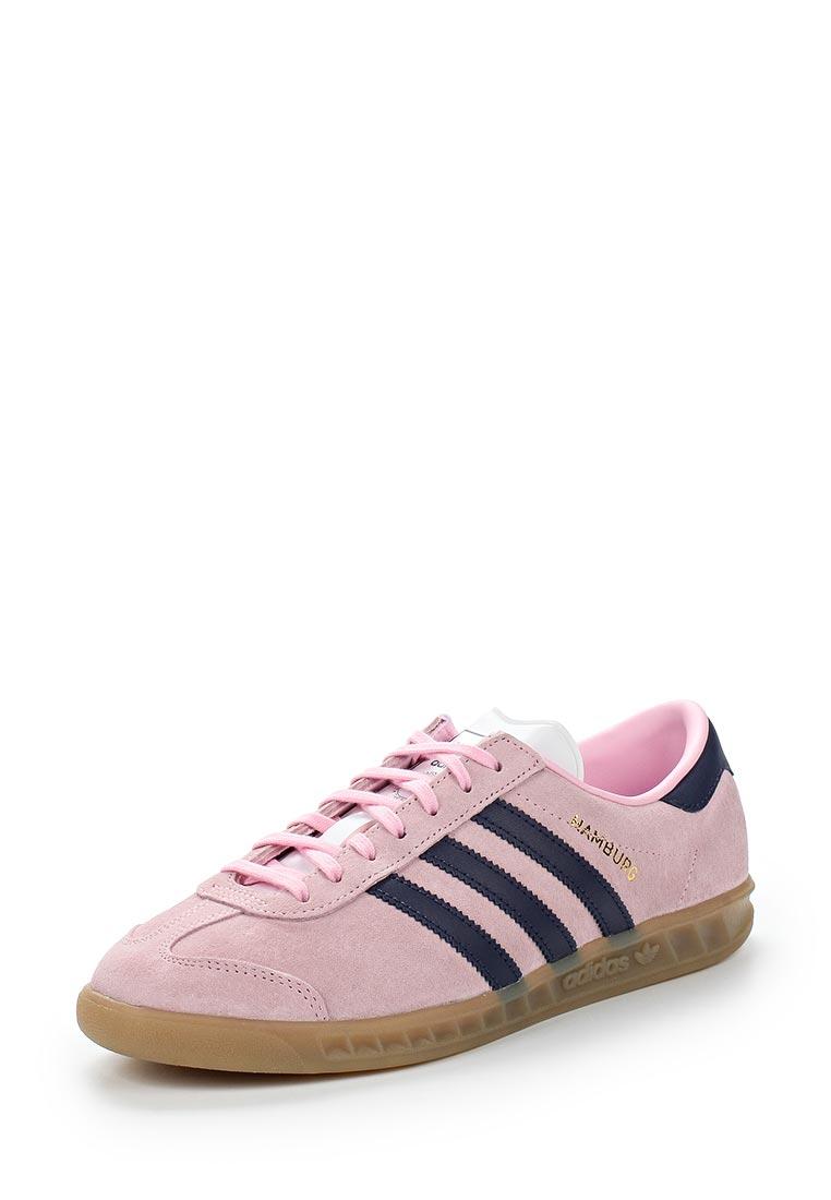 Женские кеды Adidas Originals (Адидас Ориджиналс) BY9673
