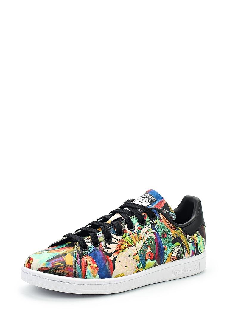 Женские кеды Adidas Originals (Адидас Ориджиналс) BZ0412