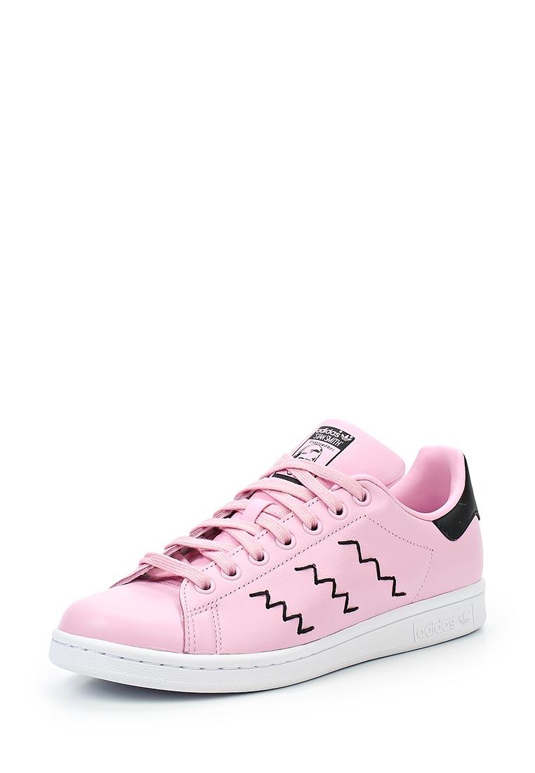 Женские кеды Adidas Originals (Адидас Ориджиналс) BZ0656