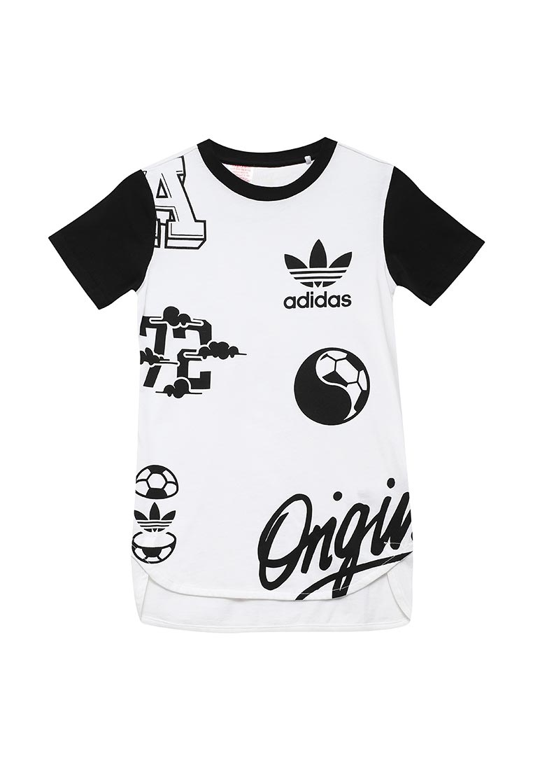 Футболка Adidas Originals (Адидас Ориджиналс) BQ3983