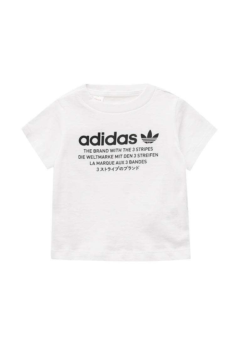 Футболка Adidas Originals (Адидас Ориджиналс) BQ4328
