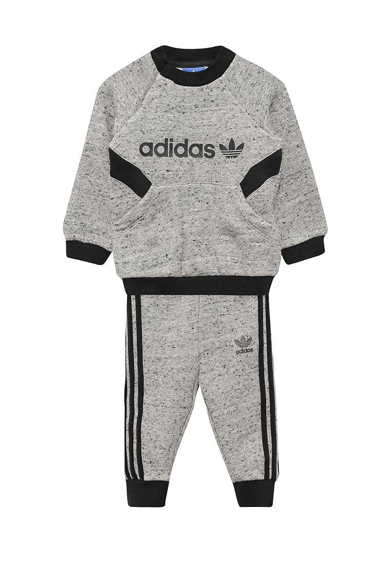 Спортивный костюм Adidas Originals (Адидас Ориджиналс) BQ4391: изображение 1