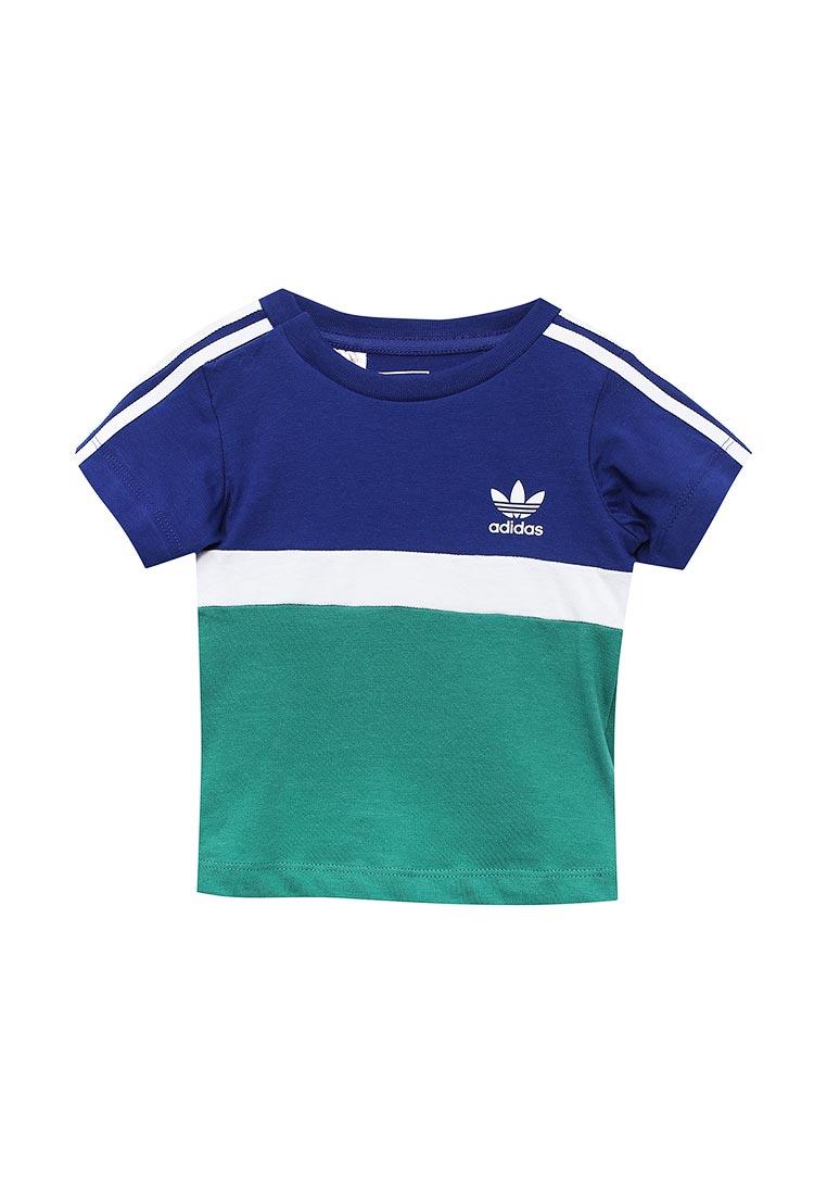 Футболка Adidas Originals (Адидас Ориджиналс) BQ4413