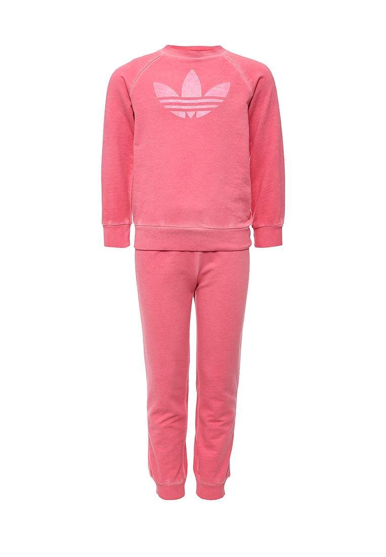 Спортивный костюм Adidas Originals (Адидас Ориджиналс) AJ0014