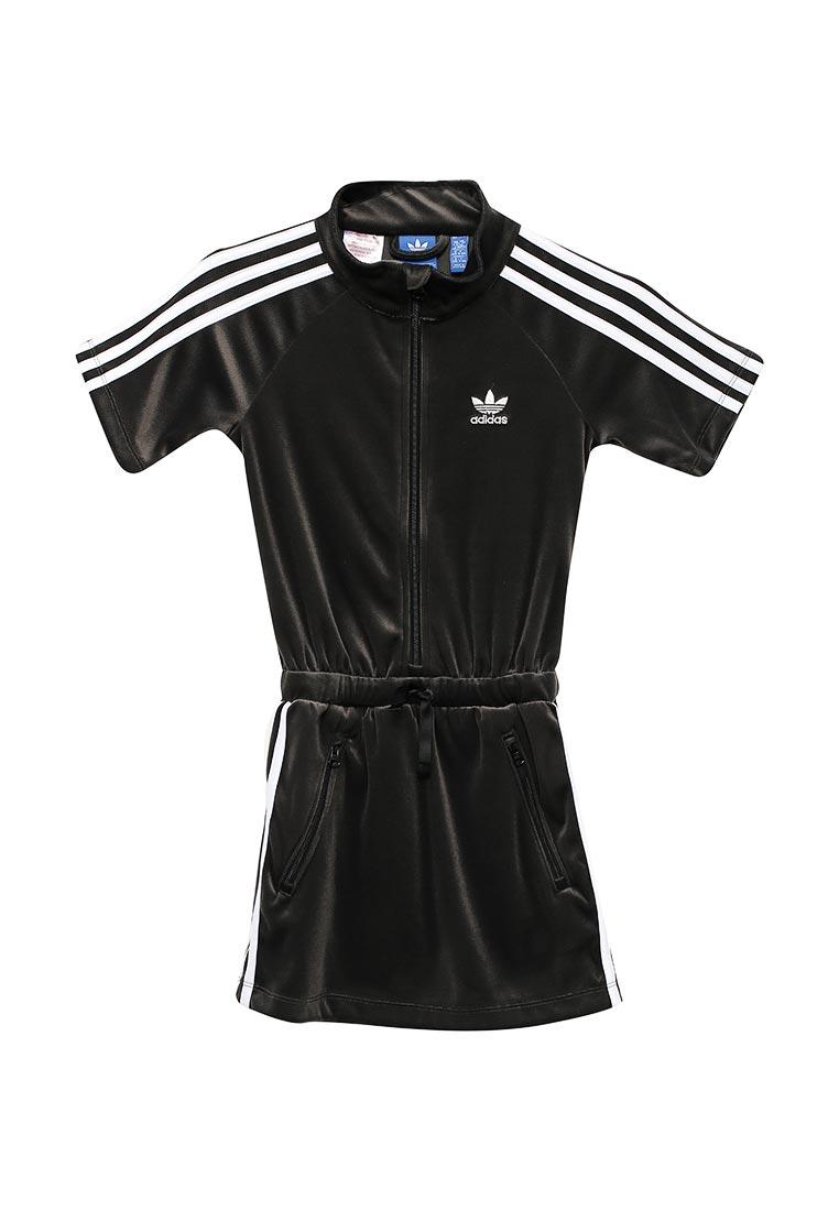 Платье Adidas Originals (Адидас Ориджиналс) BQ3933