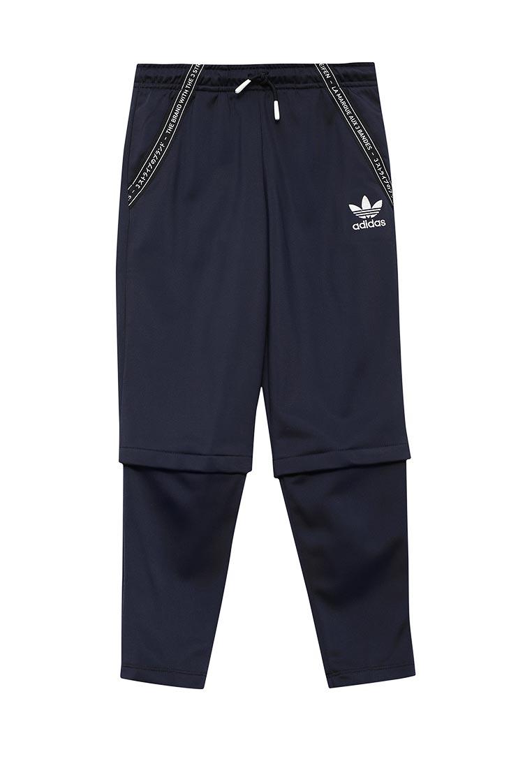 Спортивные брюки для девочек Adidas Originals (Адидас Ориджиналс) BQ4041