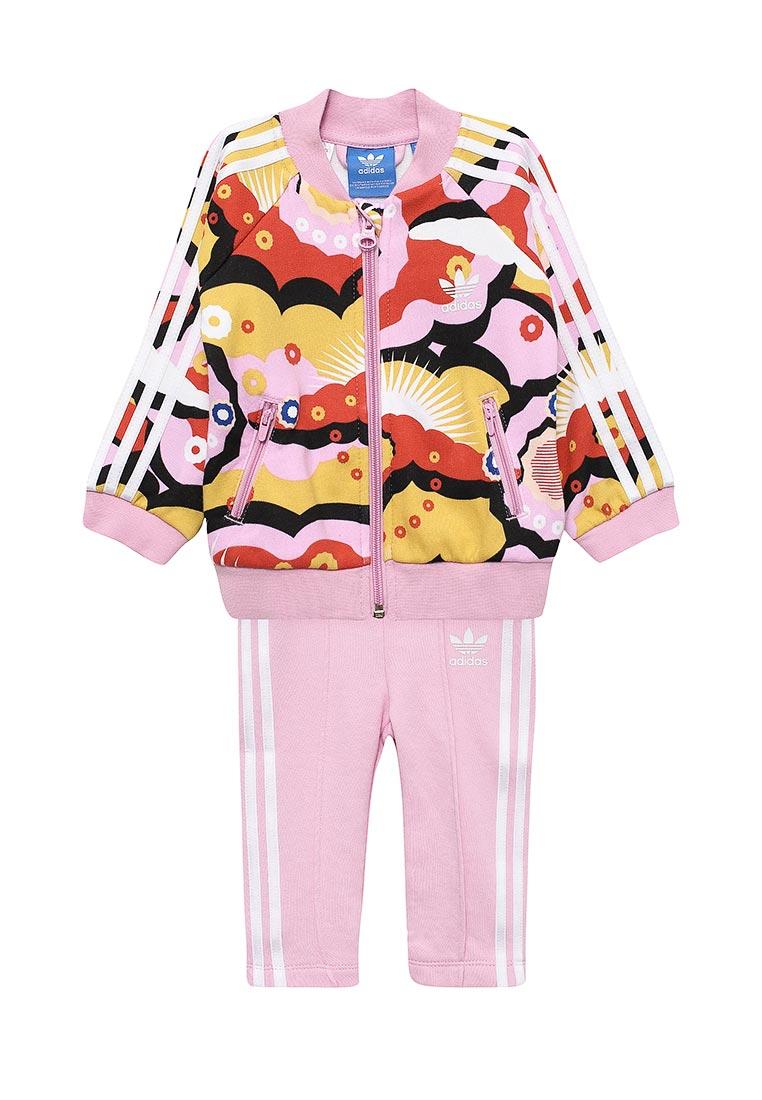 Спортивный костюм Adidas Originals (Адидас Ориджиналс) BQ4373