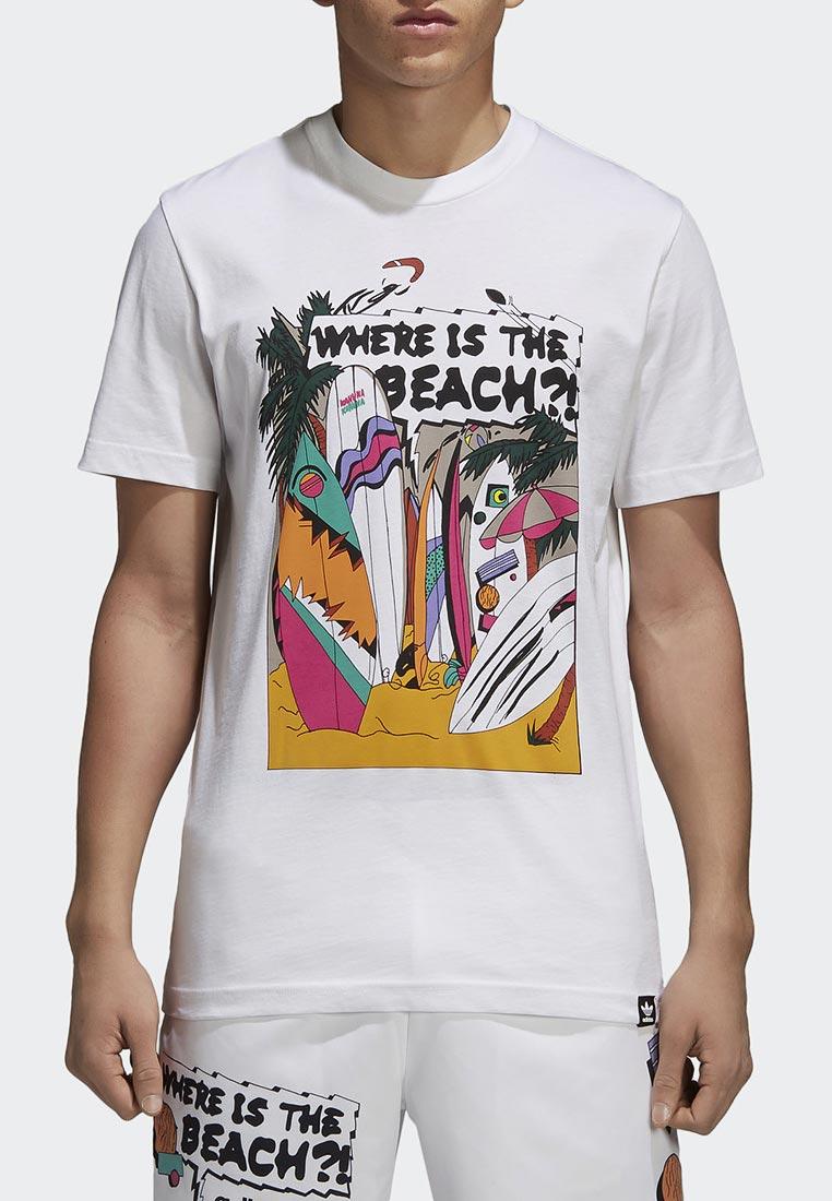 Футболка Adidas Originals (Адидас Ориджиналс) CE2261