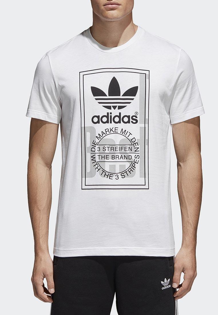 Футболка Adidas Originals (Адидас Ориджиналс) CD6830