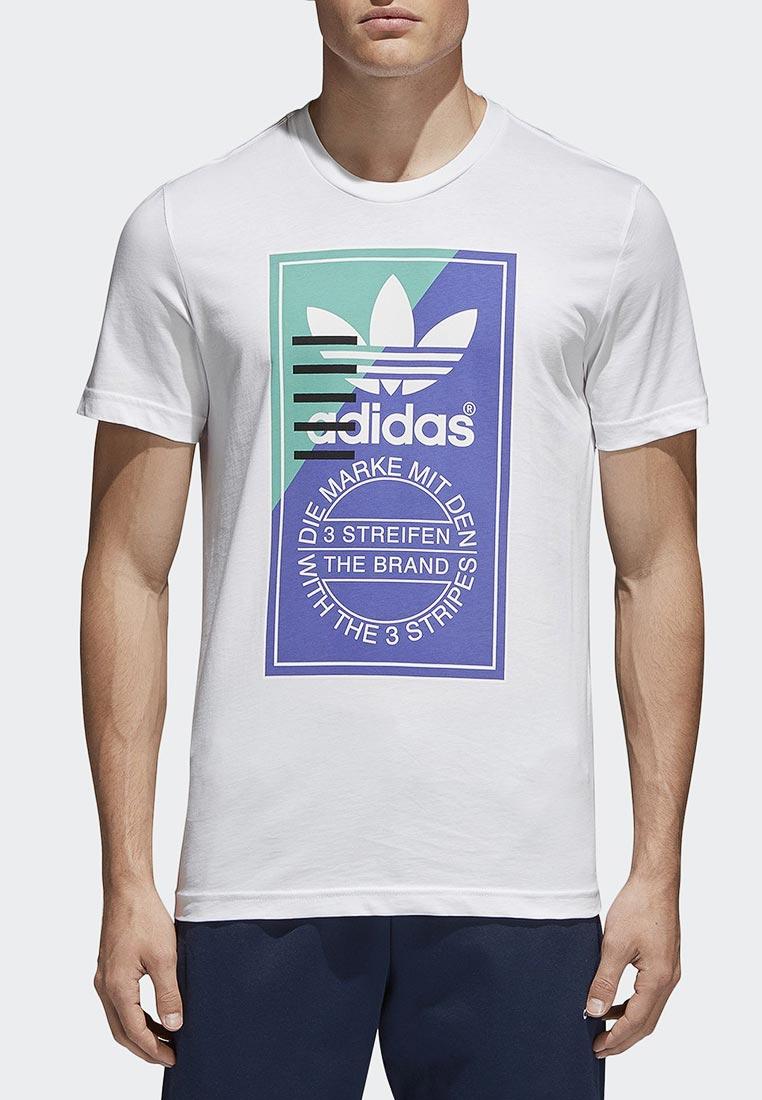 Футболка Adidas Originals (Адидас Ориджиналс) CD6833