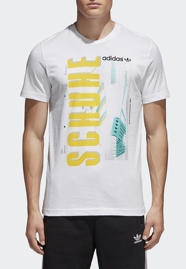 Футболка Adidas Originals (Адидас Ориджиналс) CE2239