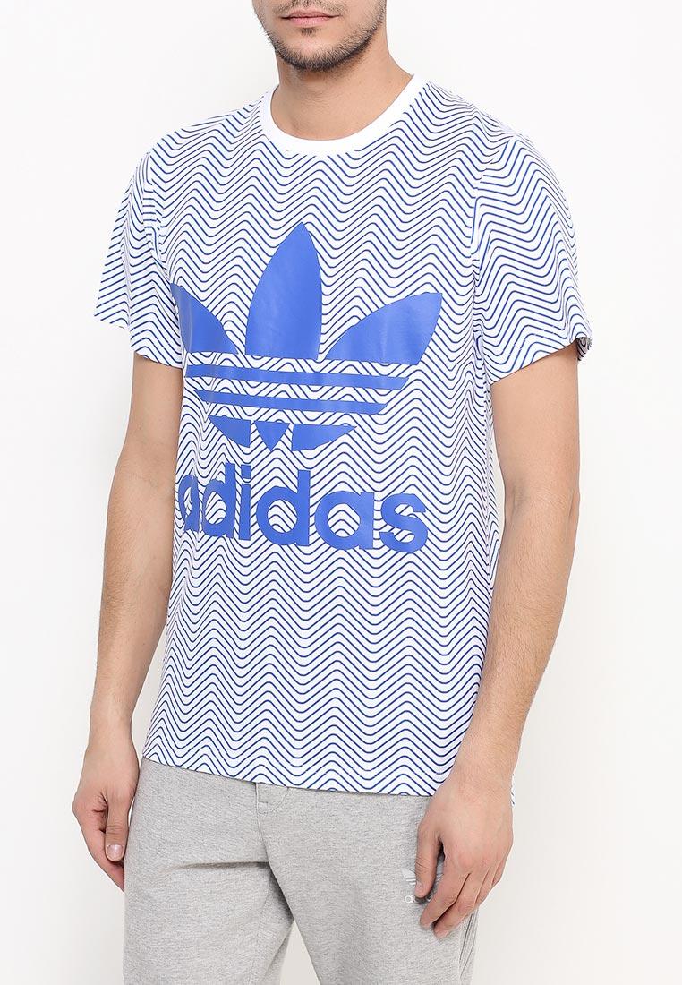 Футболка Adidas Originals (Адидас Ориджиналс) BJ9903