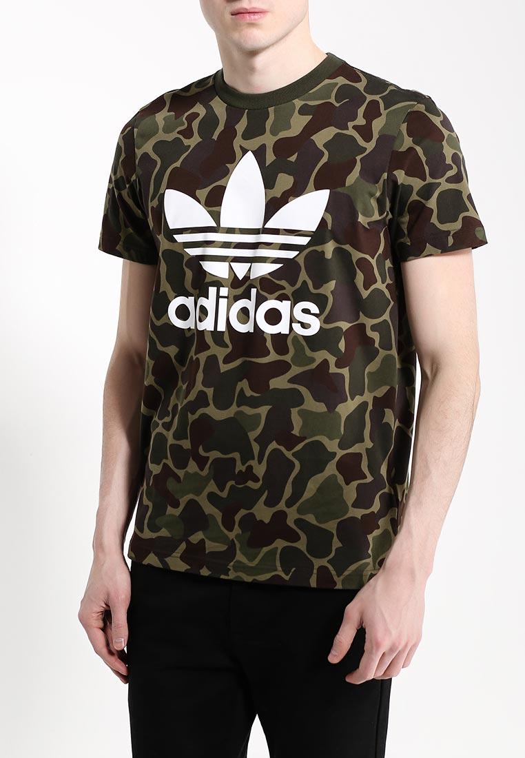 Футболка Adidas Originals (Адидас Ориджиналс) BK5861