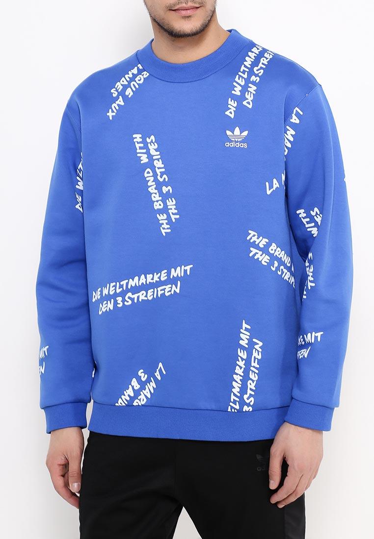 Толстовка Adidas Originals (Адидас Ориджиналс) BK7186
