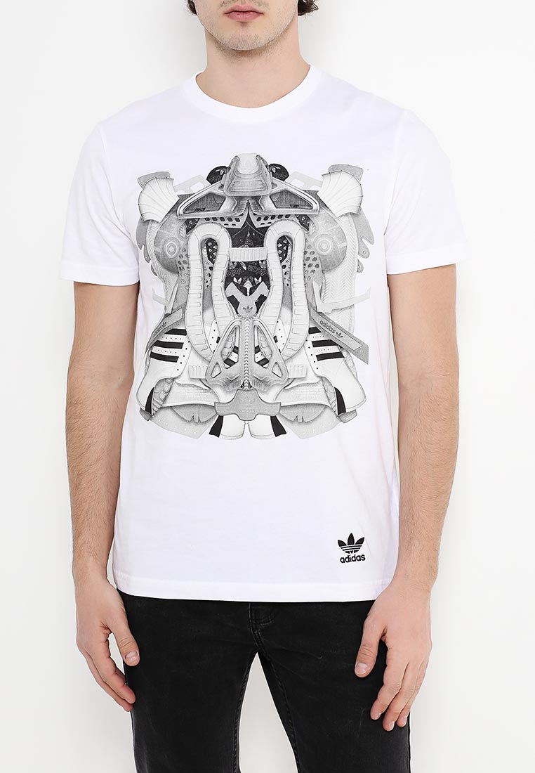 Футболка Adidas Originals (Адидас Ориджиналс) BK7597