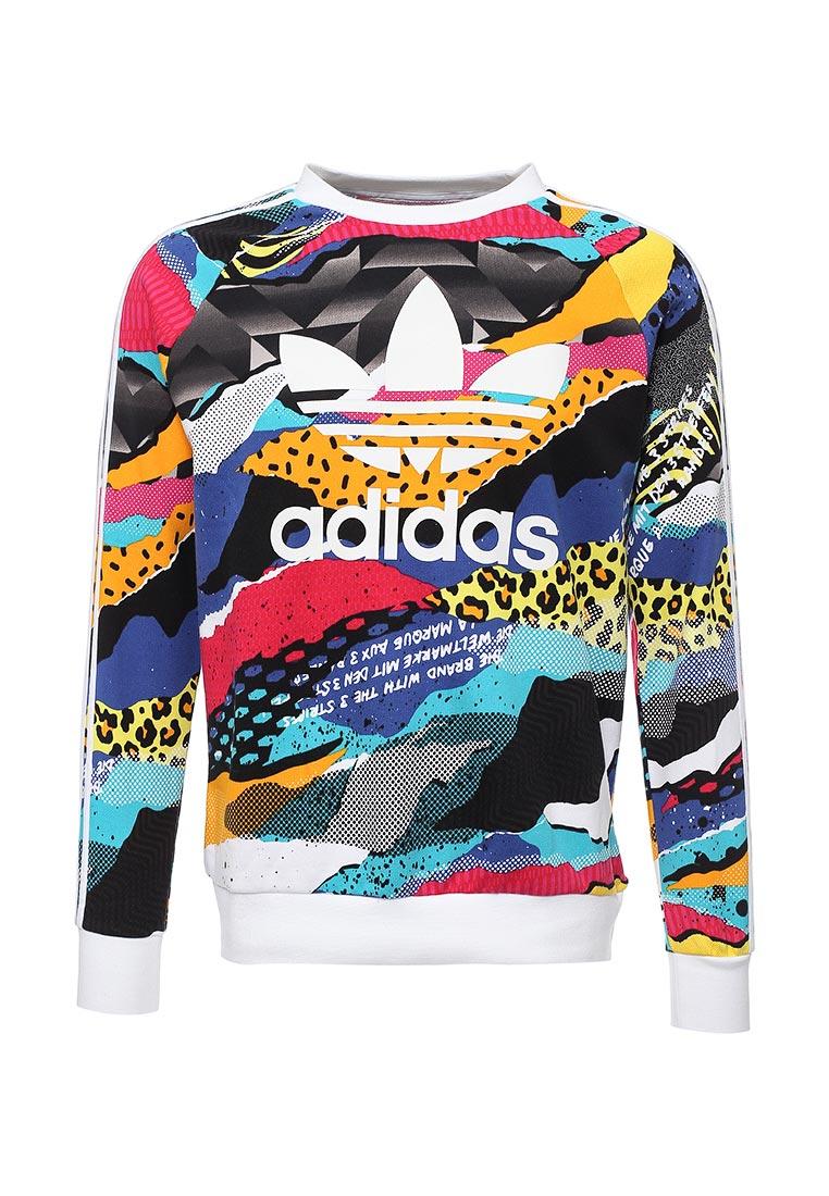 Толстовка Adidas Originals (Адидас Ориджиналс) BK7730