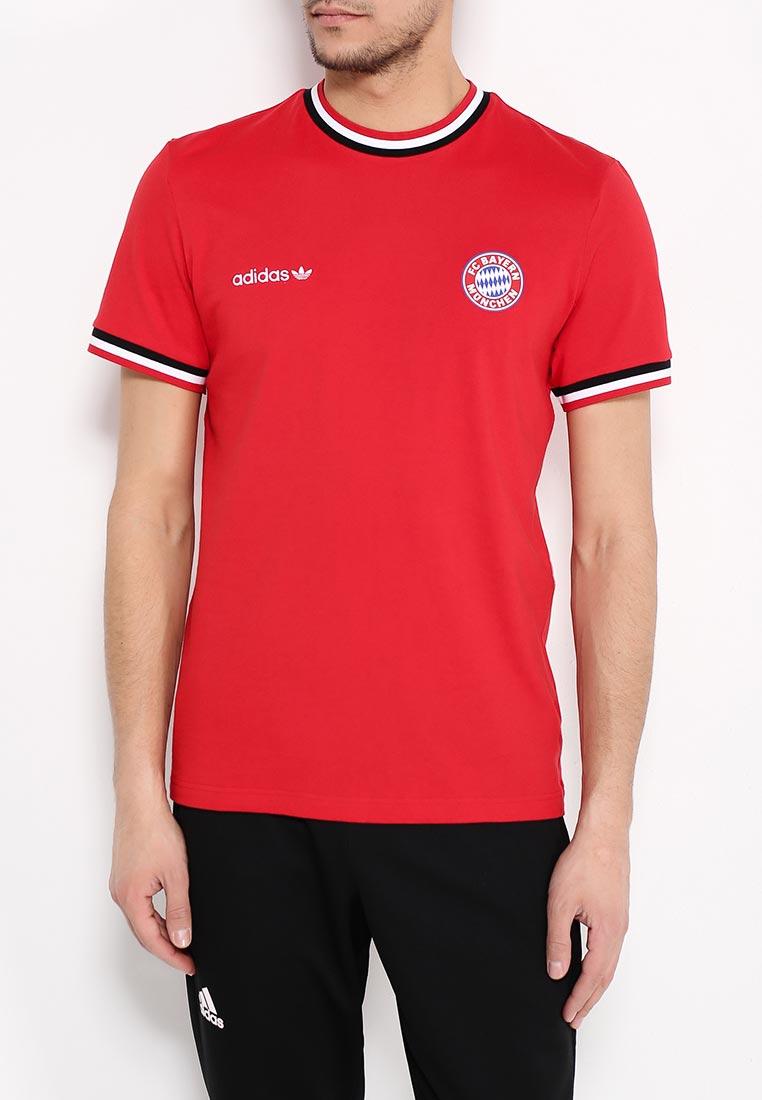 Спортивная футболка Adidas Originals (Адидас Ориджиналс) BQ3213