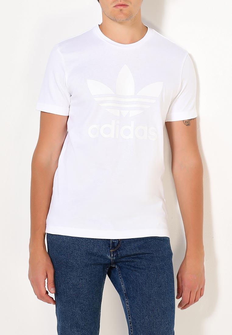 Спортивная футболка Adidas Originals (Адидас Ориджиналс) BQ7592