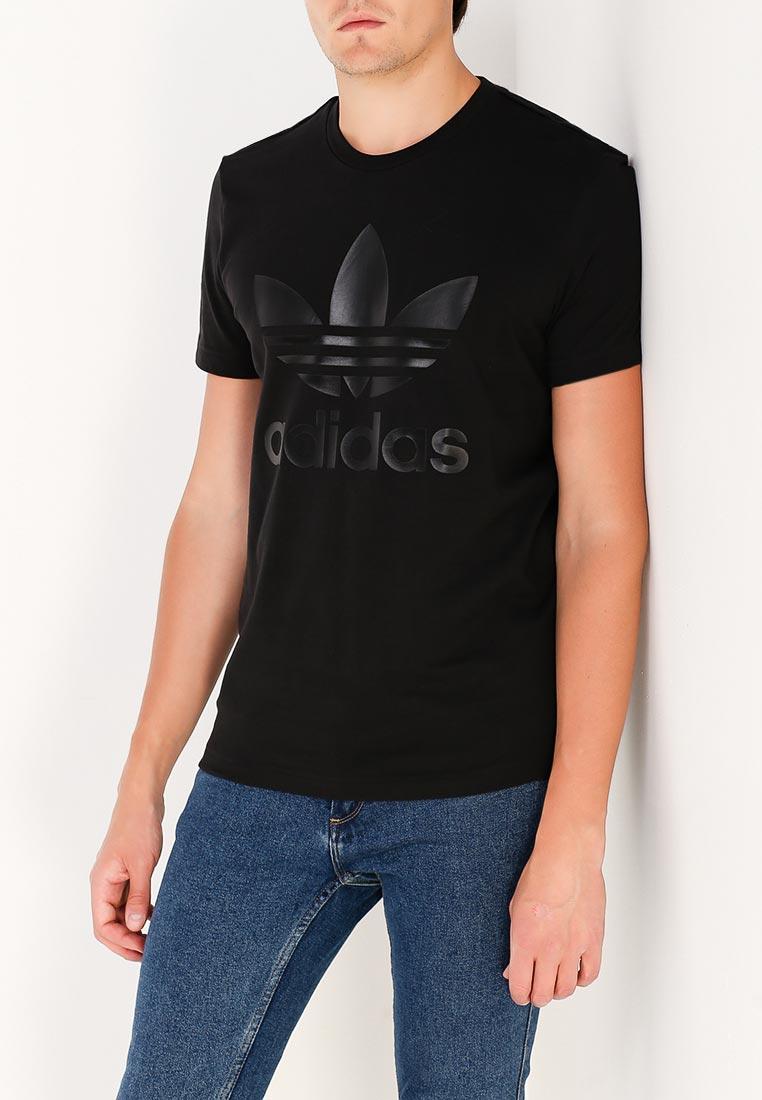 Спортивная футболка Adidas Originals (Адидас Ориджиналс) BQ7598