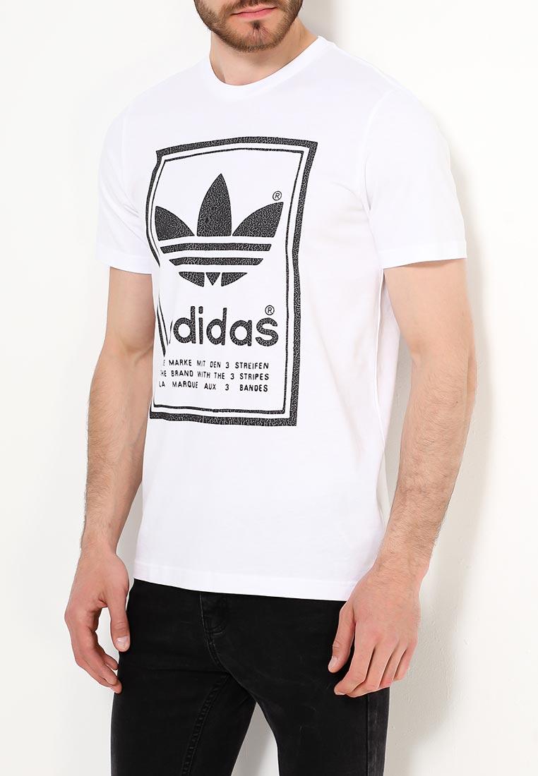 Футболка Adidas Originals (Адидас Ориджиналс) BS3136