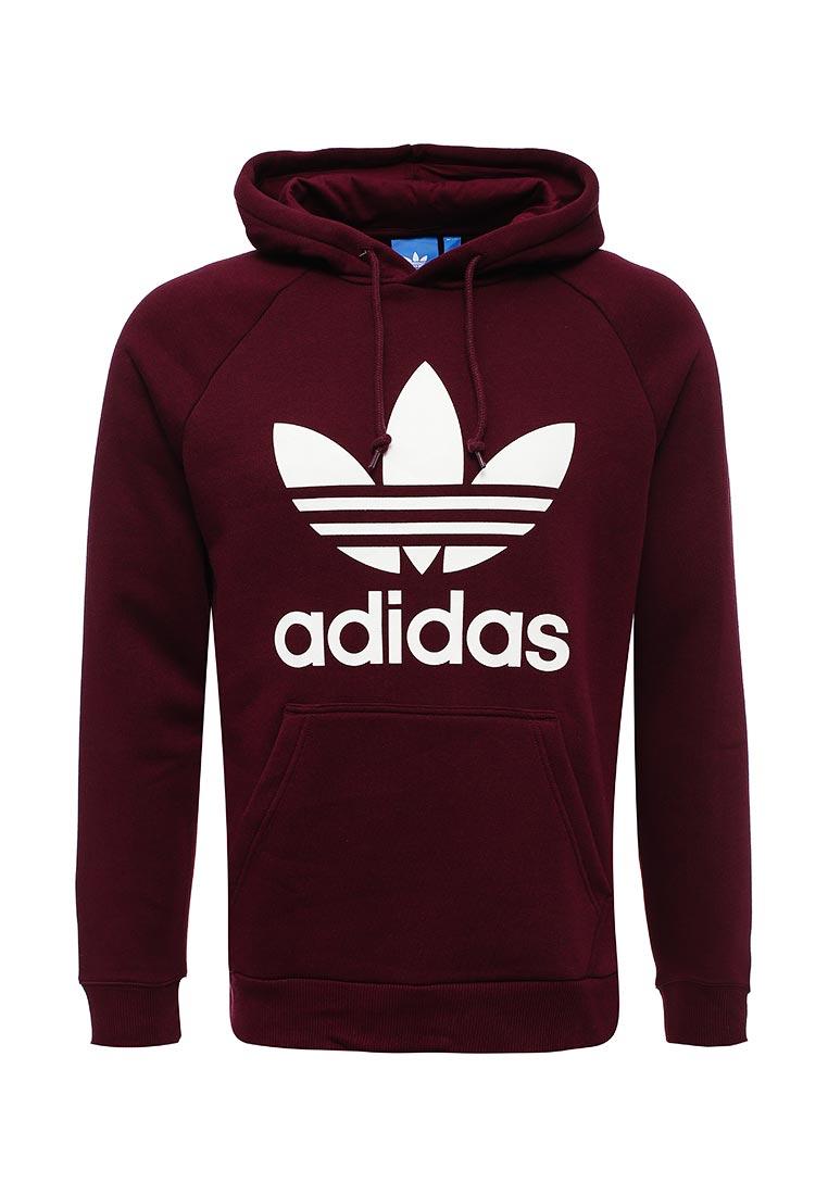 Мужские худи Adidas Originals (Адидас Ориджиналс) BR4177