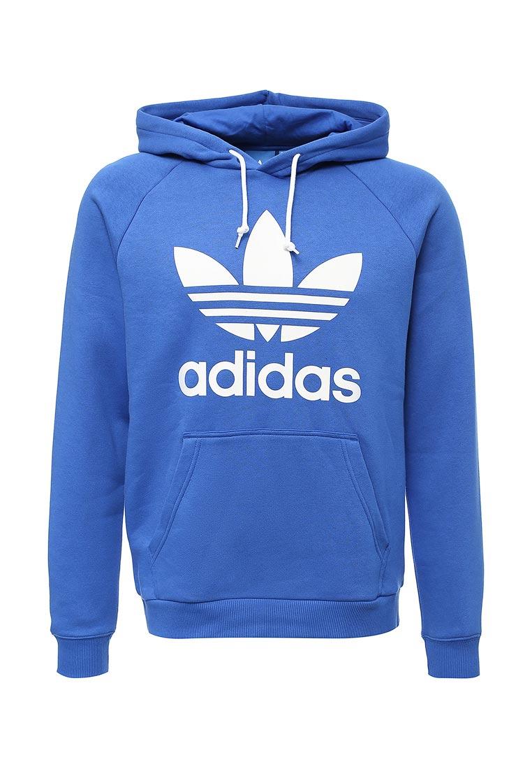 Мужские худи Adidas Originals (Адидас Ориджиналс) BR4189