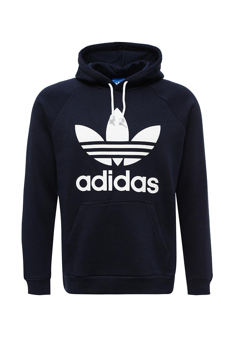 Мужские худи Adidas Originals (Адидас Ориджиналс) BR4849
