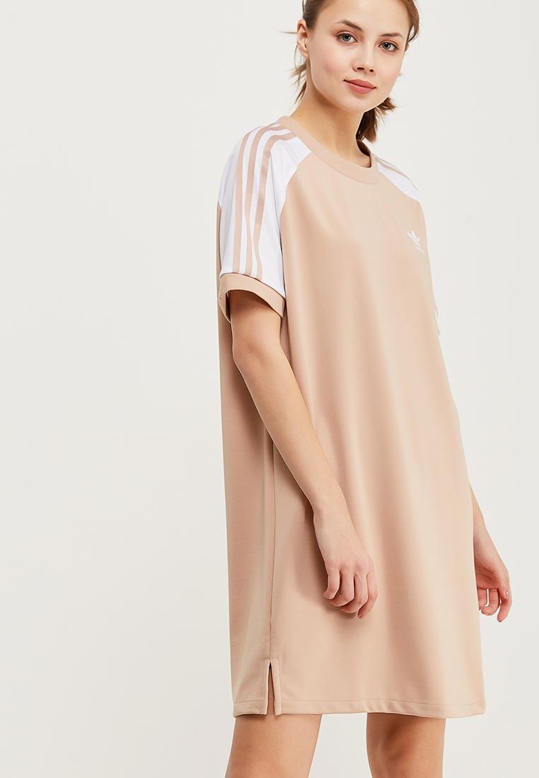 Платье Adidas Originals (Адидас Ориджиналс) CY4760