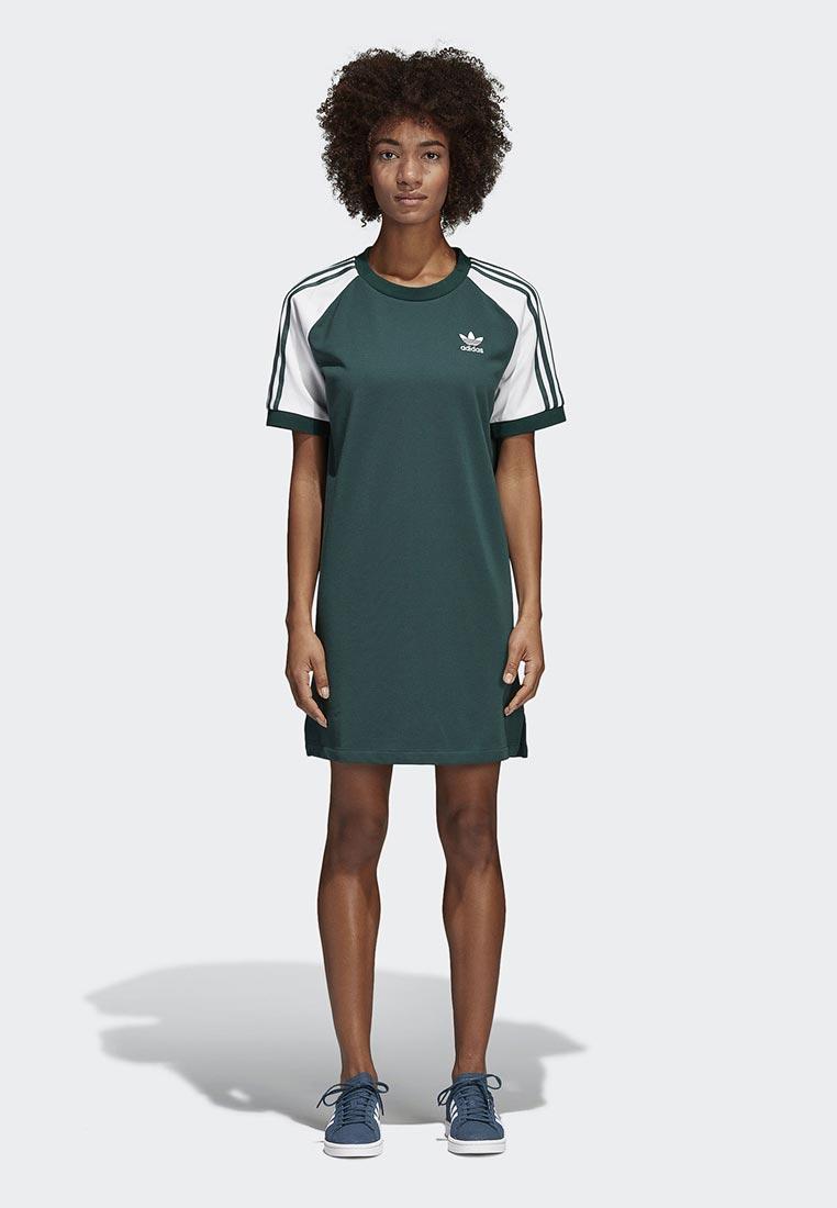 Платье Adidas Originals (Адидас Ориджиналс) CE4963