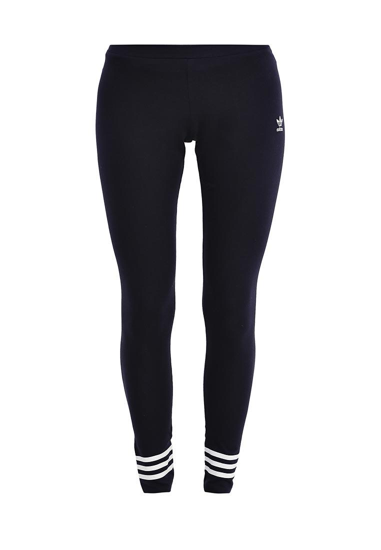 Женские леггинсы Adidas Originals (Адидас Ориджиналс) BJ8163