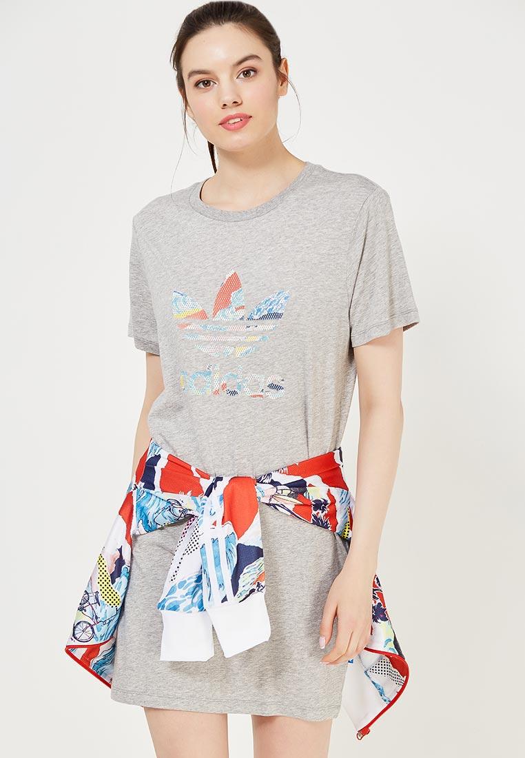 Платье Adidas Originals (Адидас Ориджиналс) BJ8365