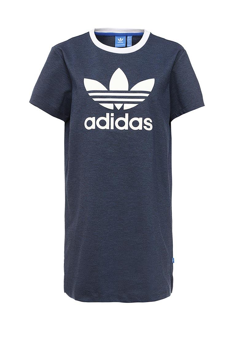 Платье Adidas Originals (Адидас Ориджиналс) BJ8366