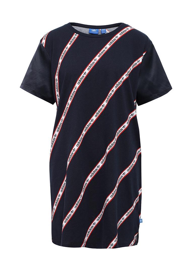 Платье Adidas Originals (Адидас Ориджиналс) BJ8369