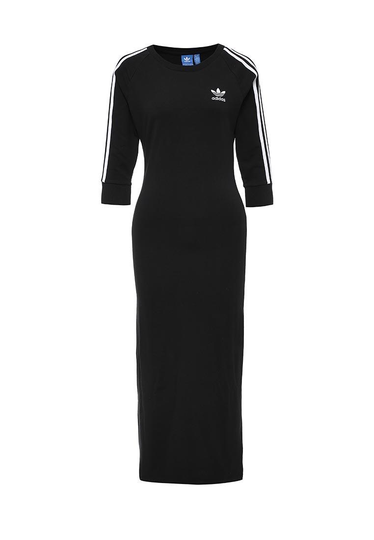 Платье Adidas Originals (Адидас Ориджиналс) BK0016