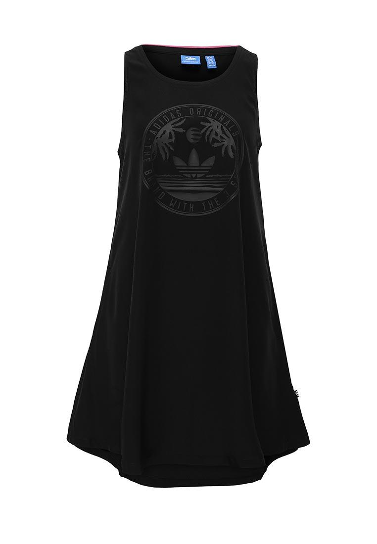 Платье Adidas Originals (Адидас Ориджиналс) BK1953