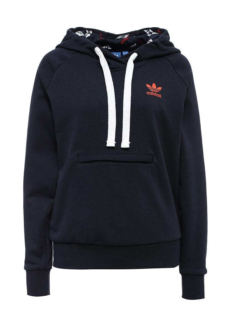 Женские худи Adidas Originals (Адидас Ориджиналс) BK5803