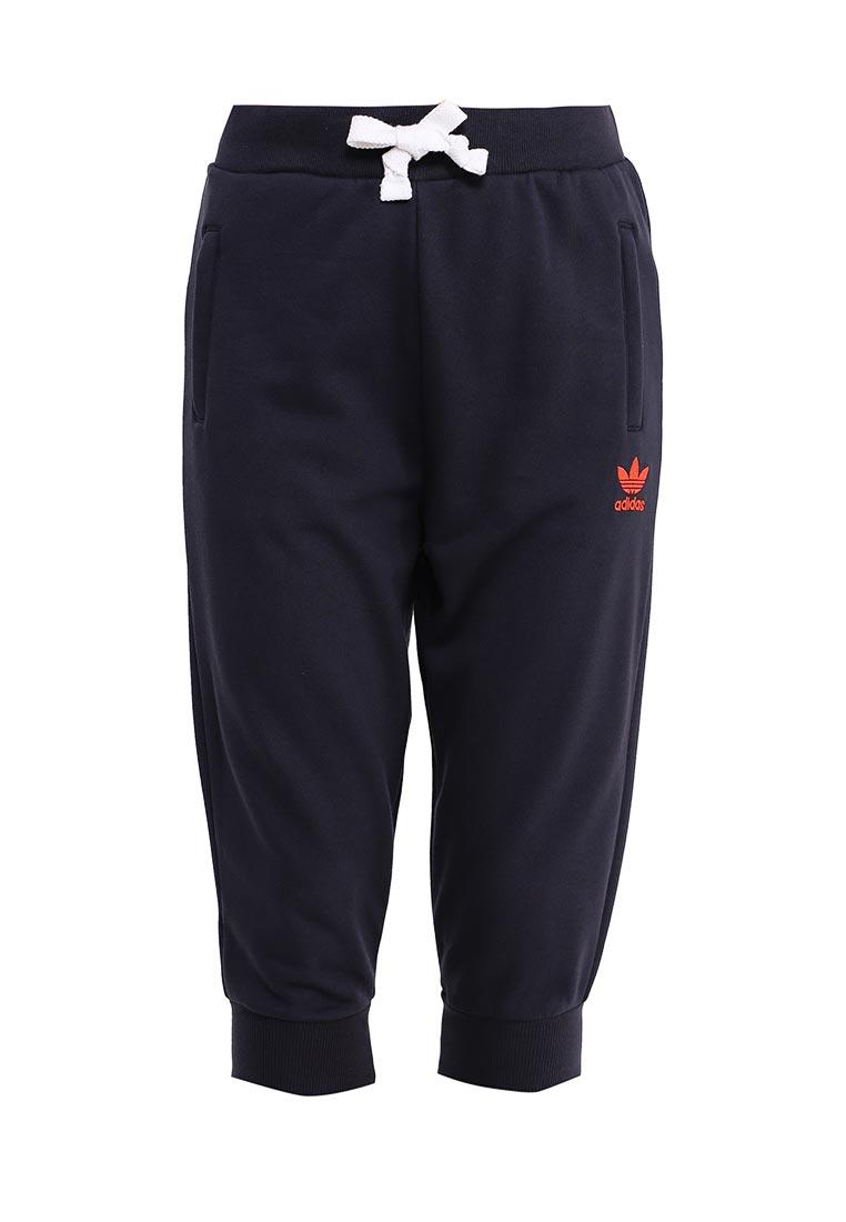 Женские капри Adidas Originals (Адидас Ориджиналс) BK5828