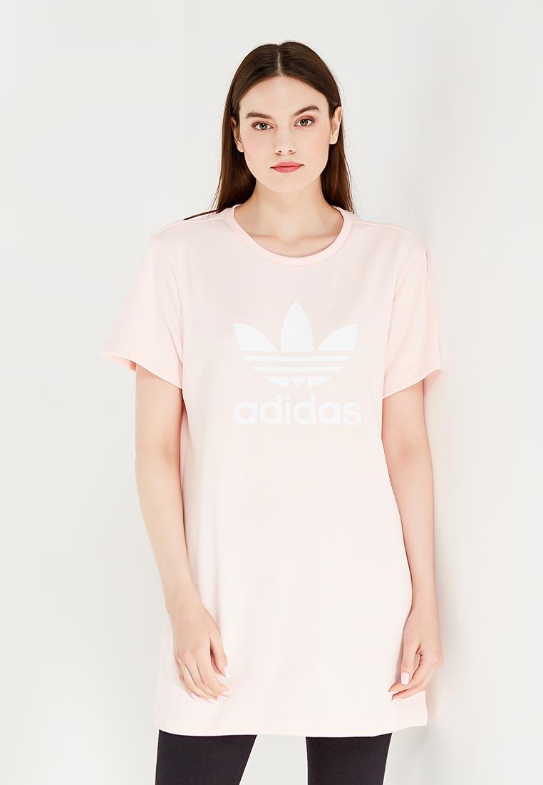 Платье Adidas Originals (Адидас Ориджиналс) BP9420