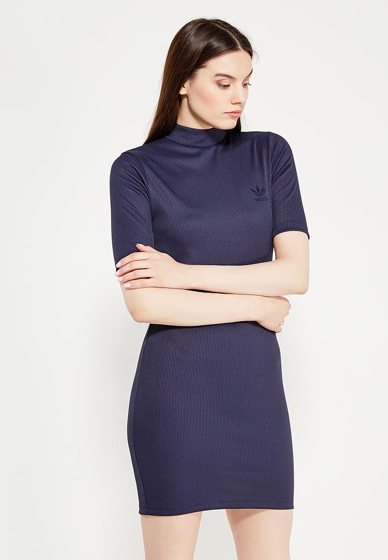 Платье Adidas Originals (Адидас Ориджиналс) BR9329