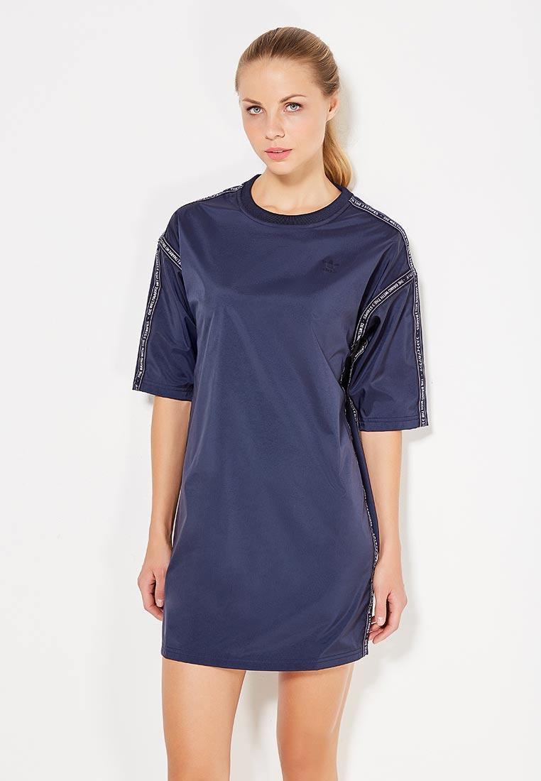 Платье Adidas Originals (Адидас Ориджиналс) BR9424