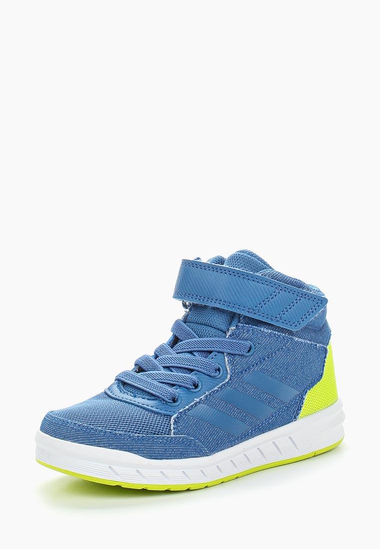 Кеды для мальчиков Adidas (Адидас) CP9959