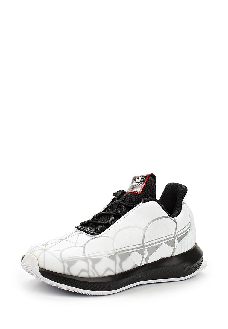Кроссовки для мальчиков Adidas (Адидас) CQ0125