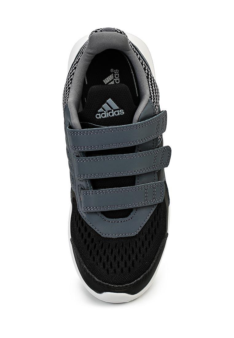 Кроссовки для мальчиков Adidas Performance (Адидас Перфоманс) AQ4845: изображение 4