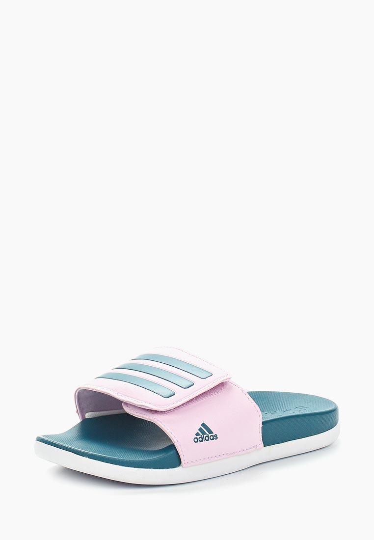 Сланцы для мальчиков Adidas (Адидас) CP9372