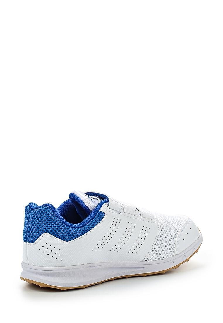 Кроссовки для мальчиков Adidas Performance (Адидас Перфоманс) AQ3736: изображение 6