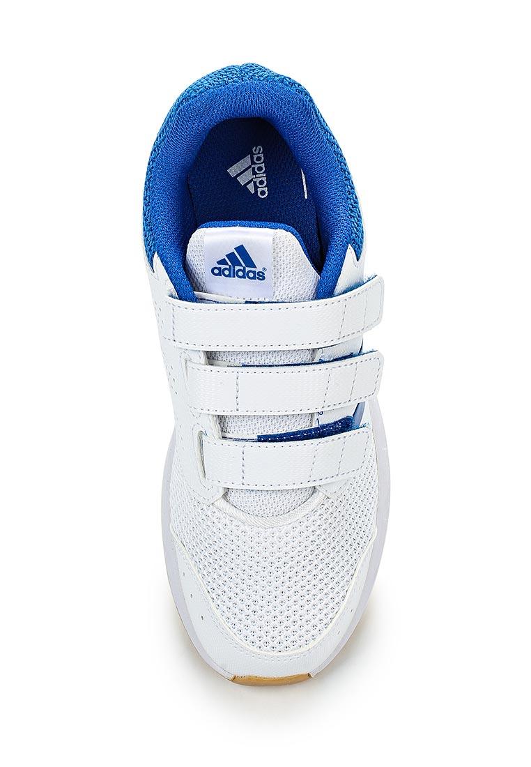 Кроссовки для мальчиков Adidas Performance (Адидас Перфоманс) AQ3736: изображение 8