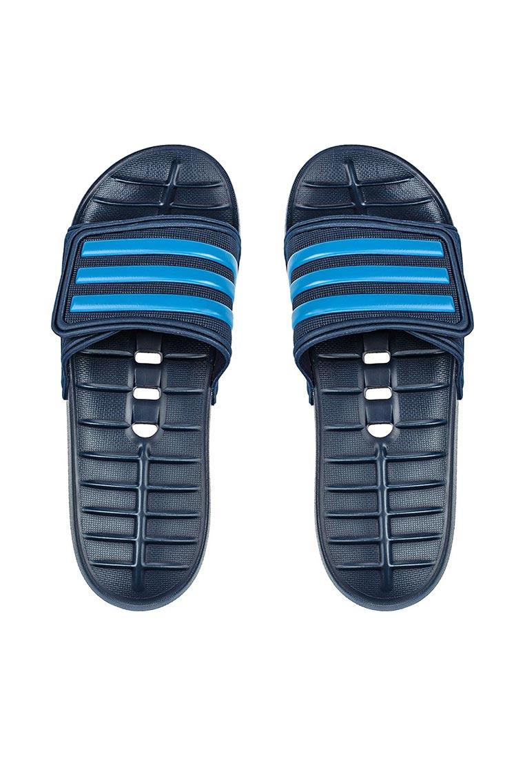 Мужские сланцы Adidas (Адидас) AQ5601
