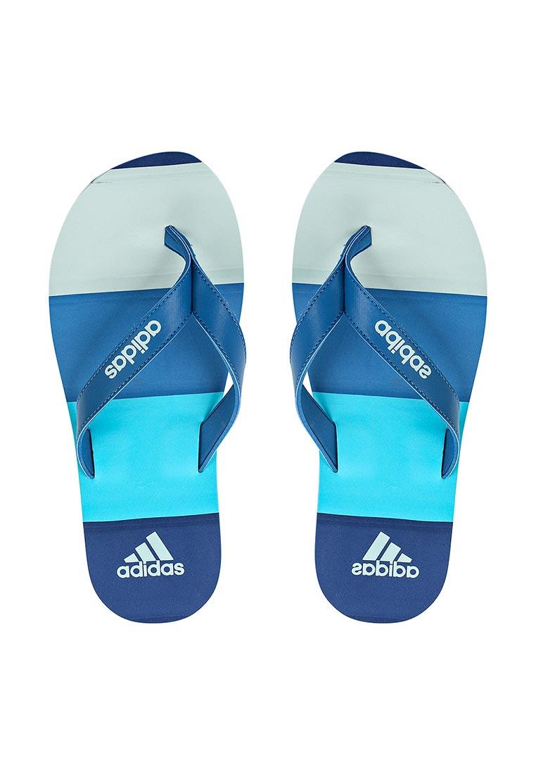 Мужские сланцы Adidas (Адидас) BA8808